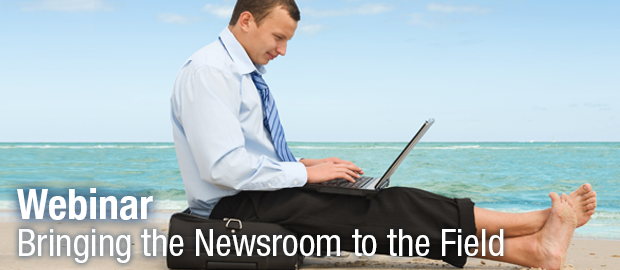 Grass Valley Webinar - Bringing the Newsroom to the Field